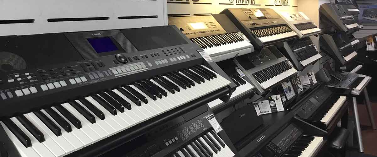 Casio presents the GP piano range, that inculdes the GP300, GP400 and the flagship GP500. Try these at Keysound.