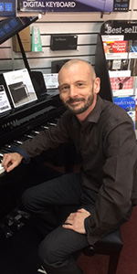 Dean Loach Music teacher