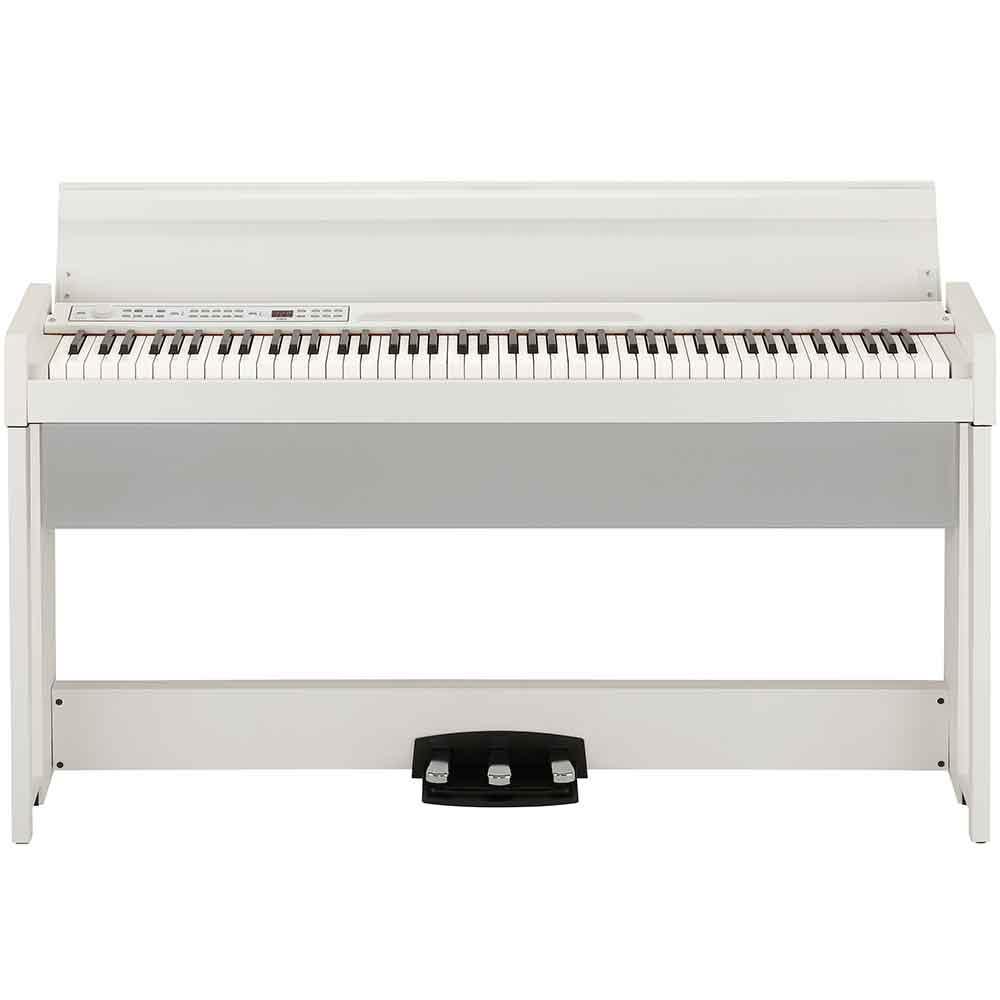 korg c1 air wh digital piano korg digital piano experts. Black Bedroom Furniture Sets. Home Design Ideas