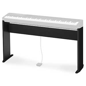 Casio CS68P Stand to fit the PXS1000, and PXS3000 Digital Pianos in Black