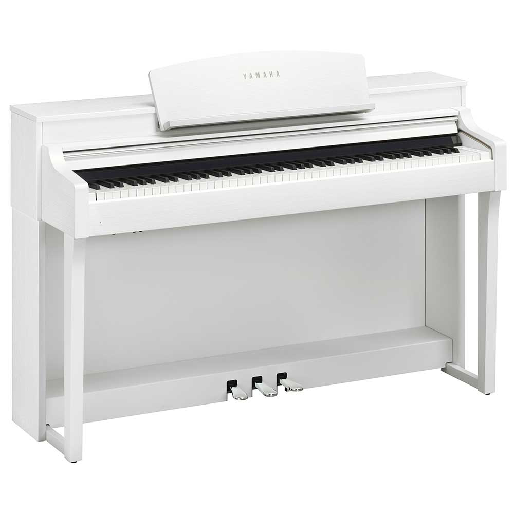 Yamaha CSP150 Clavinova Digital Piano in White