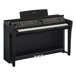 >Yamaha CVP805 Digital Piano in Black