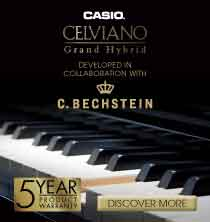 Casio 5 year warranty