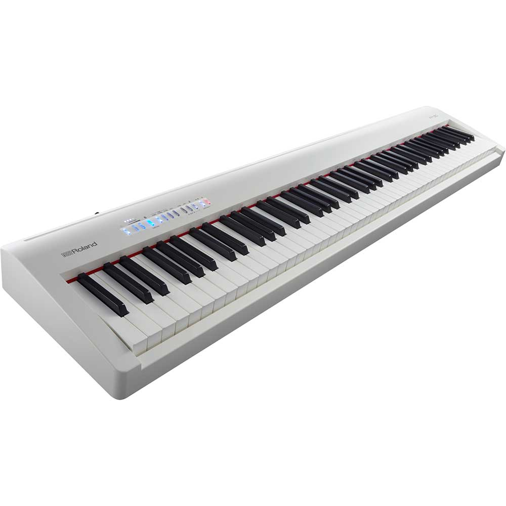 Roland Fp30 Wh Digital Stage Piano Roland Digital Piano