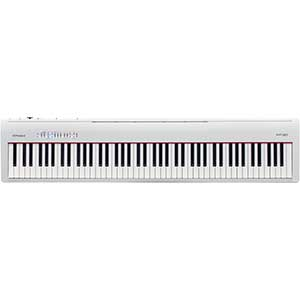 Roland FP30 Digital Piano in White