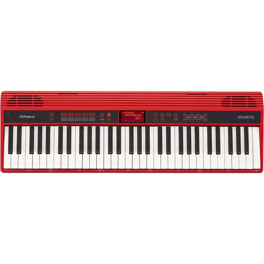 Roland GO Keys 61 Music Creation Keyboard