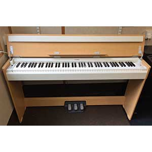 Yamaha Pre-Owned YDPS30 Digital Piano in Cherry