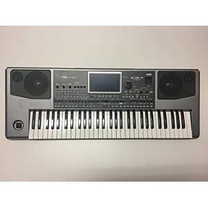 Korg Pre-Owned PA900 Arranger Keyboard in Silver