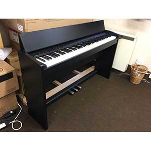 Roland Pre-Owned F130R Digital Piano in Contemporary Black