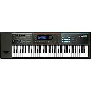 Roland Juno-DS61 Synthesizer in Black