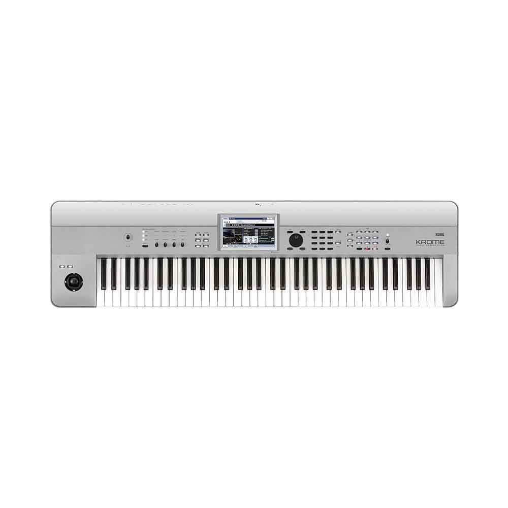 Korg Krome 73 Music Workstation | Keysound | Piano