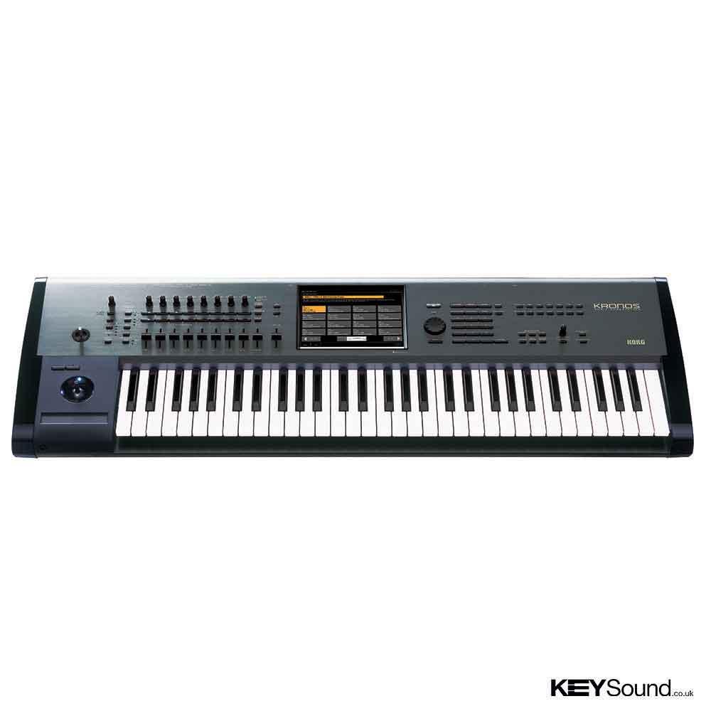 Korg Kronos X 61 Music Workstation | Keysound | Piano