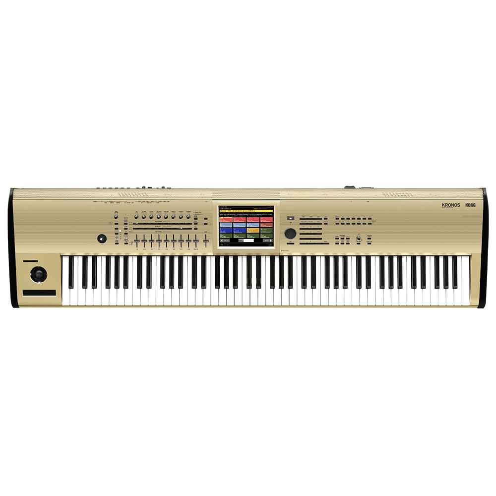 Korg New Kronos 88 Keys BW | Korg Workstation - Keyboard Experts