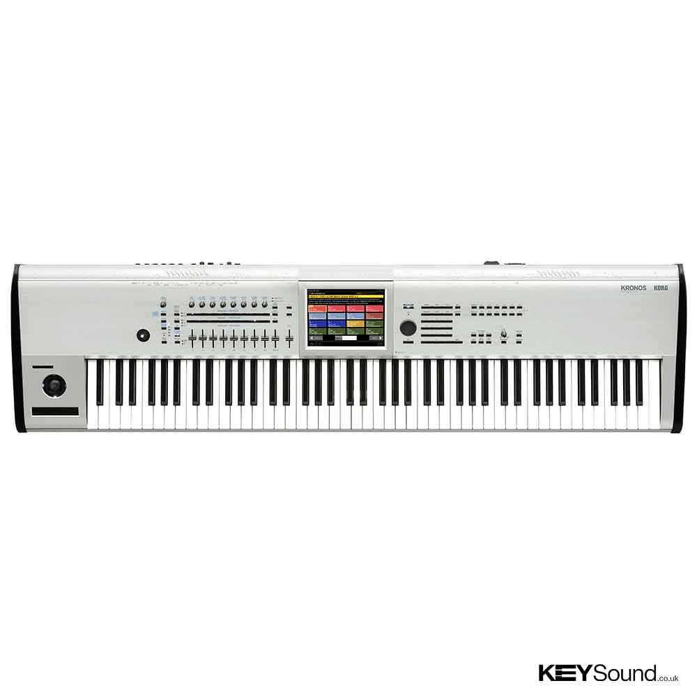Korg New Kronos 88 Keys Platinum | Korg Workstation - Keyboard Experts