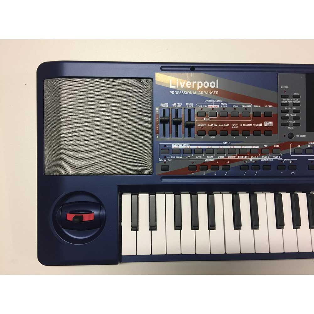 Used Korg Liverpool Professional Arranger Keyboard | Call the Korg