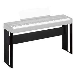 Yamaha L515 Stand for the Yamaha P515 Digital Piano in Black