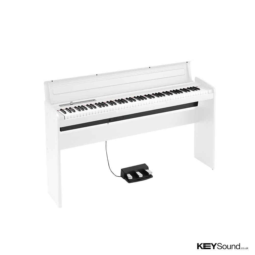 korg lp180 wh digital piano keysound leicester midlands. Black Bedroom Furniture Sets. Home Design Ideas
