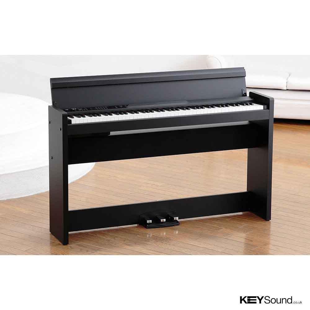 Korg lp 380 b digital piano keysound piano keyboard shop for Korg or yamaha digital piano