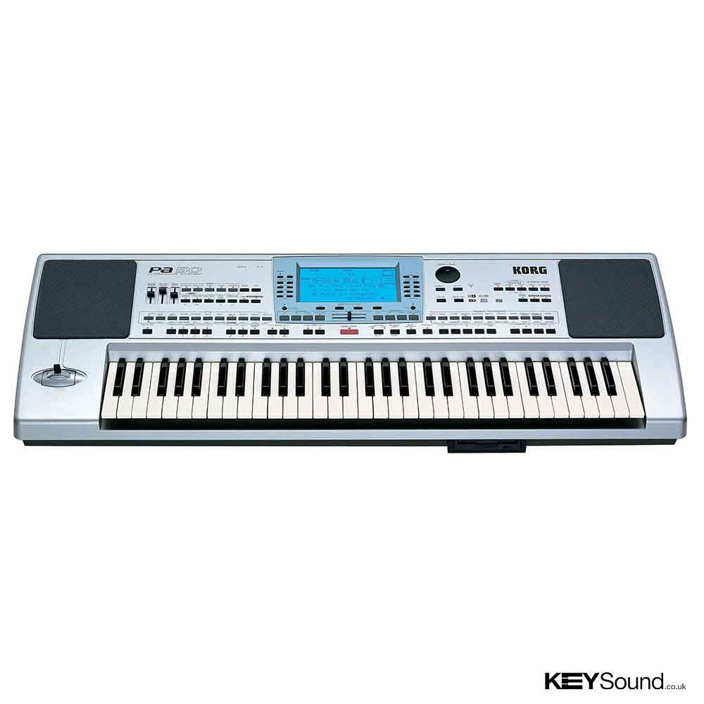 Korg pa50sd arranger keyboard korg leicester midlands for Yamaha professional keyboard price