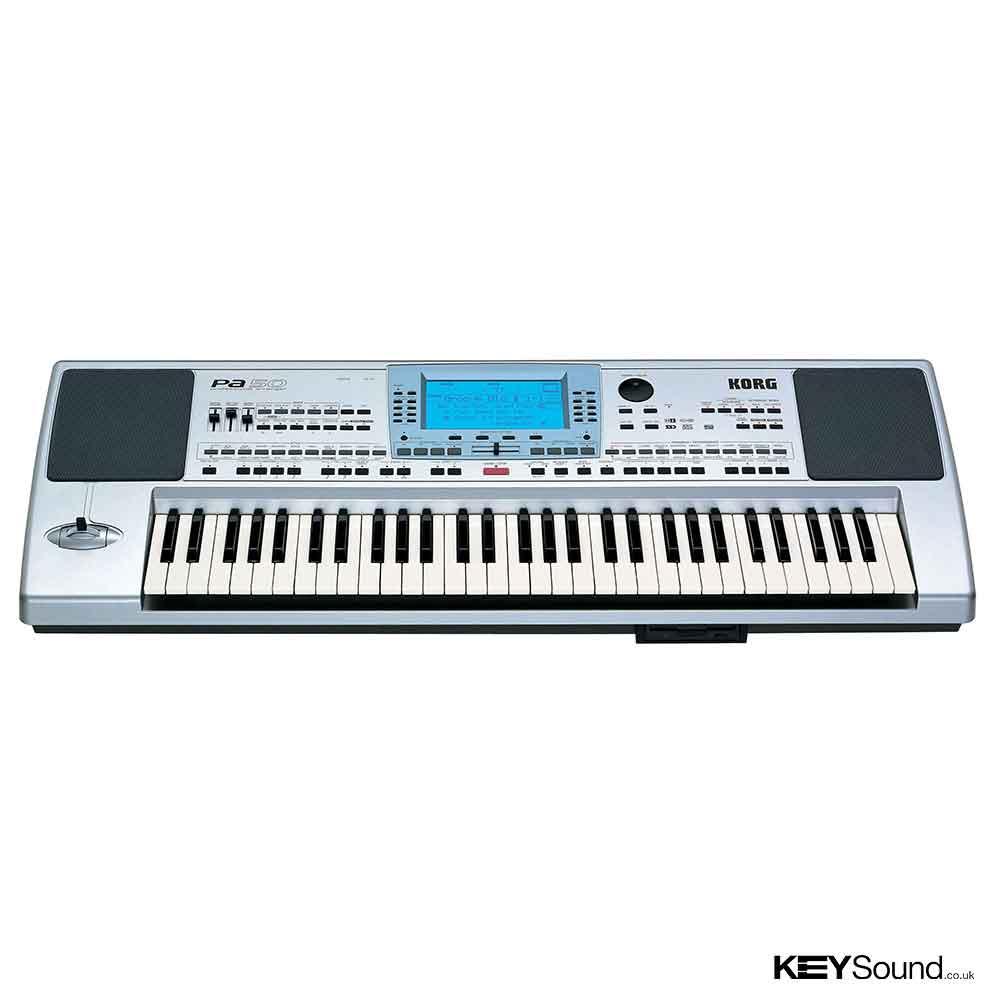 Korg pa50sd arranger keyboard korg leicester midlands for Korg yamaha roland