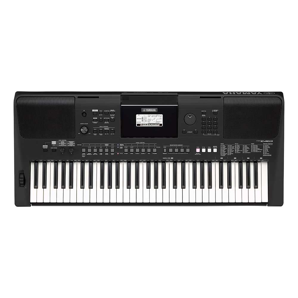 Yamaha PSRE463 Arranger Keyboard