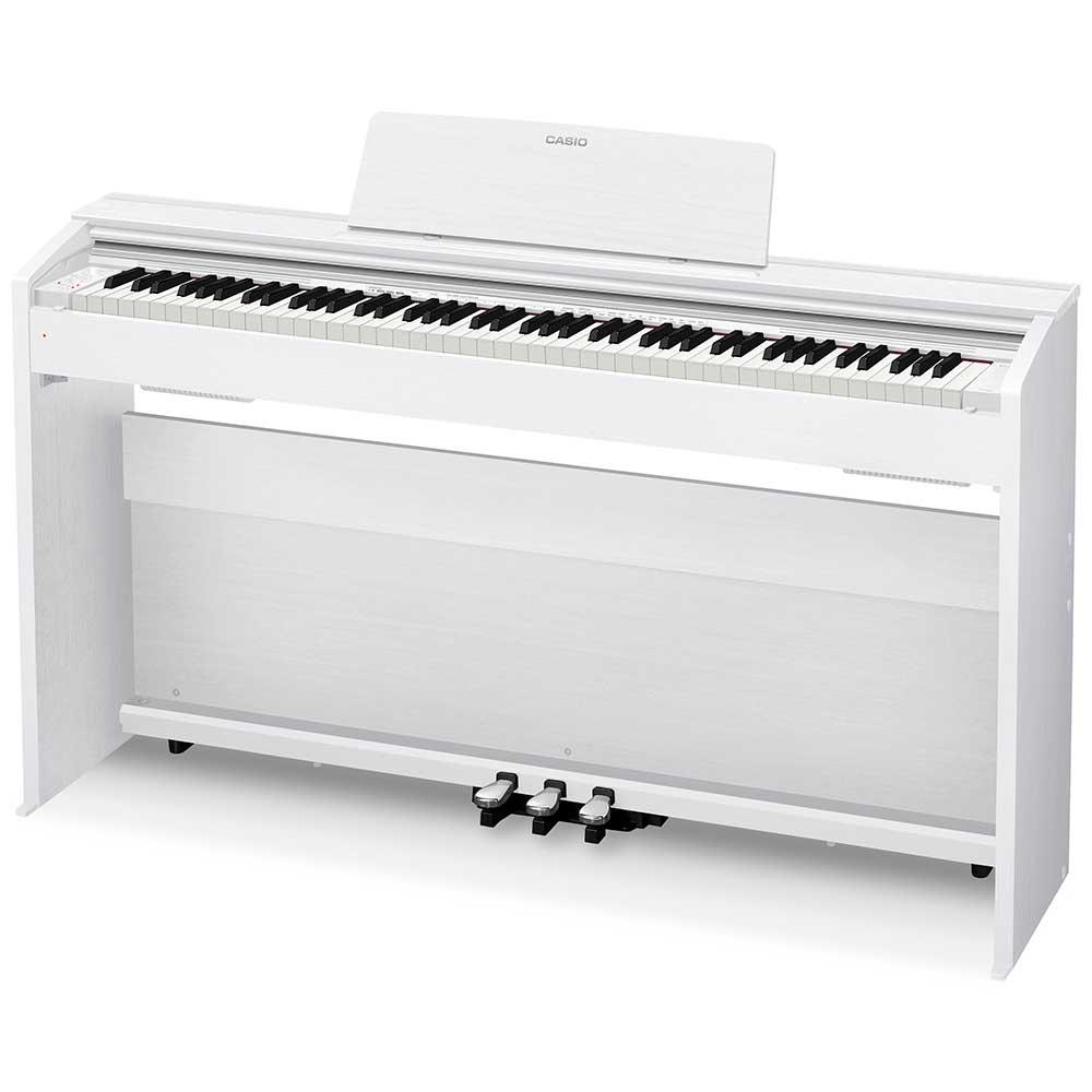casio px870 w digital piano casio experts music shop. Black Bedroom Furniture Sets. Home Design Ideas