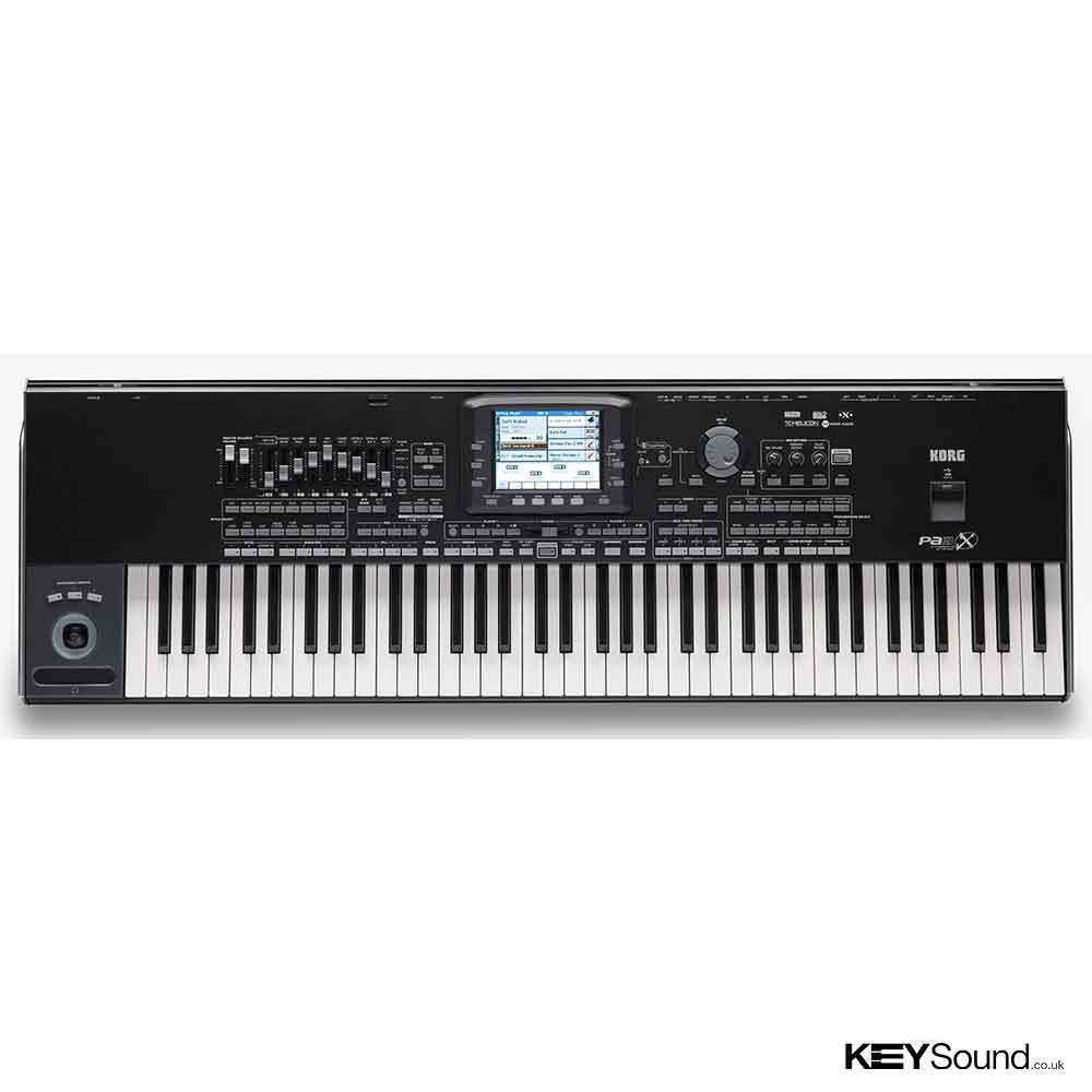 korg pa3x 76 arranger keyboard korg uk. Black Bedroom Furniture Sets. Home Design Ideas
