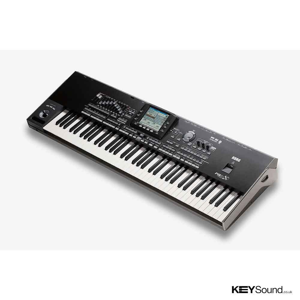 korg pa3x 61 arranger keyboard korg midlands. Black Bedroom Furniture Sets. Home Design Ideas