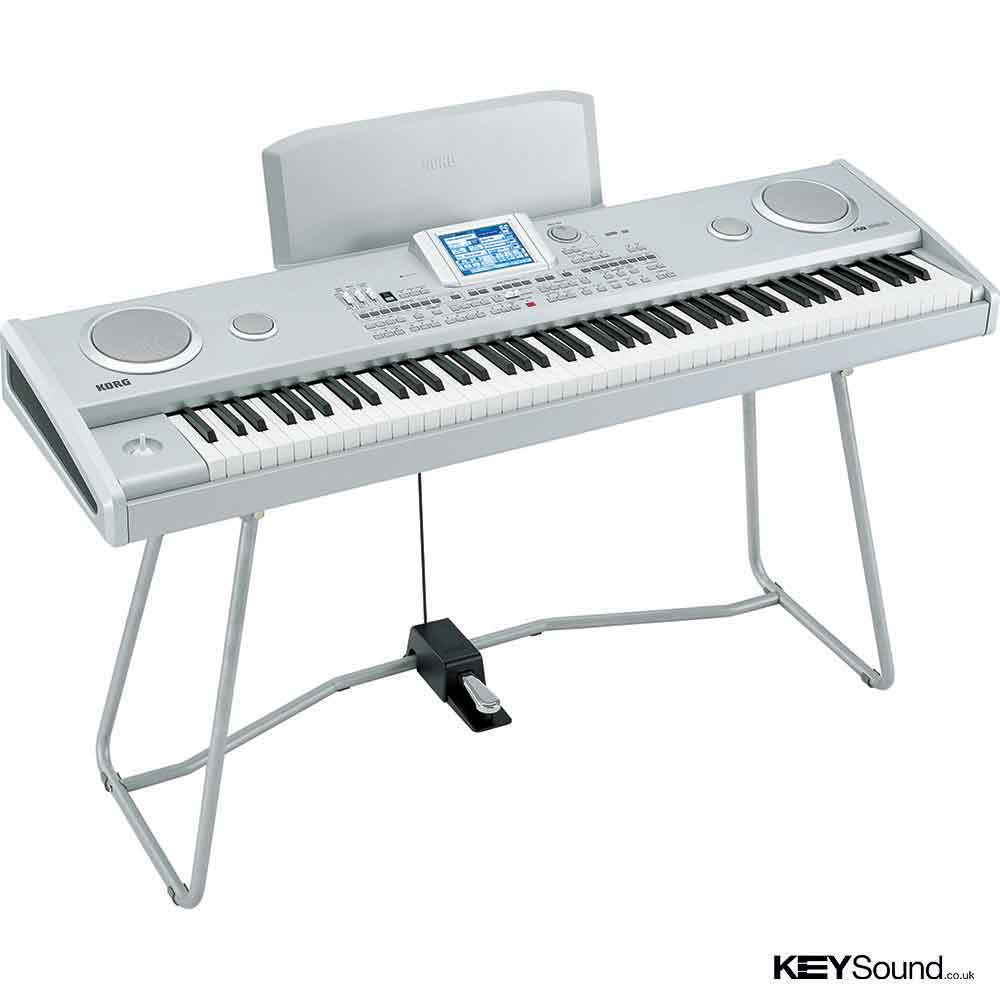 Korg pa588 digital piano keysound piano keyboard for Korg or yamaha digital piano