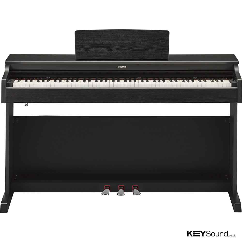 Yamaha ydp163 b digital piano yamaha digital piano for Yamaha digital piano dealers
