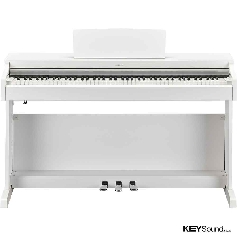 Yamaha ydp163 wh digital piano yamaha digital piano for Yamaha digital piano dealers