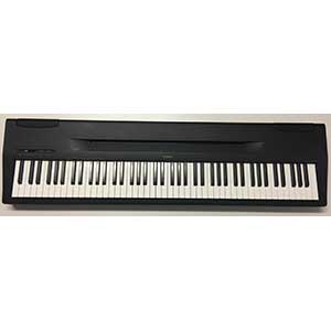 Yamaha Pre-Owned P60 Digital Piano in Black