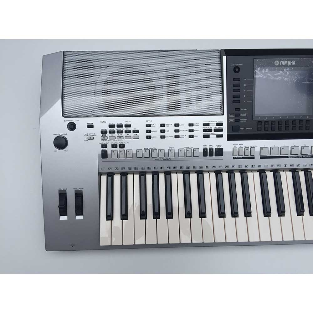 Pre-Owned Yamaha PSRS900 Keyboard | Keysound | Piano