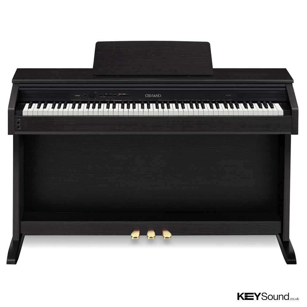 Casio AP260 Digital Piano in Black