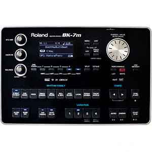 Roland BK7m Backing Module in Black