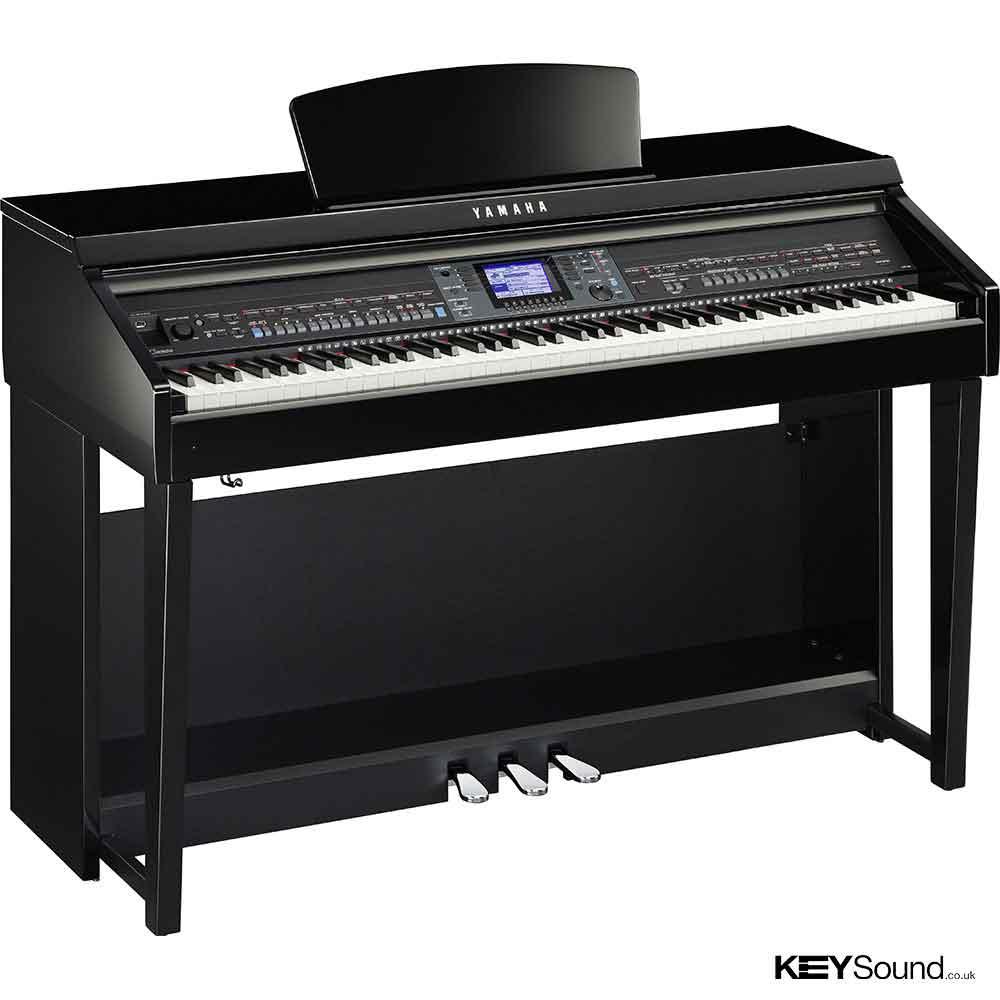 Yamaha cvp601 pe digital piano keysound piano for Yamaha clavinova cvp 601