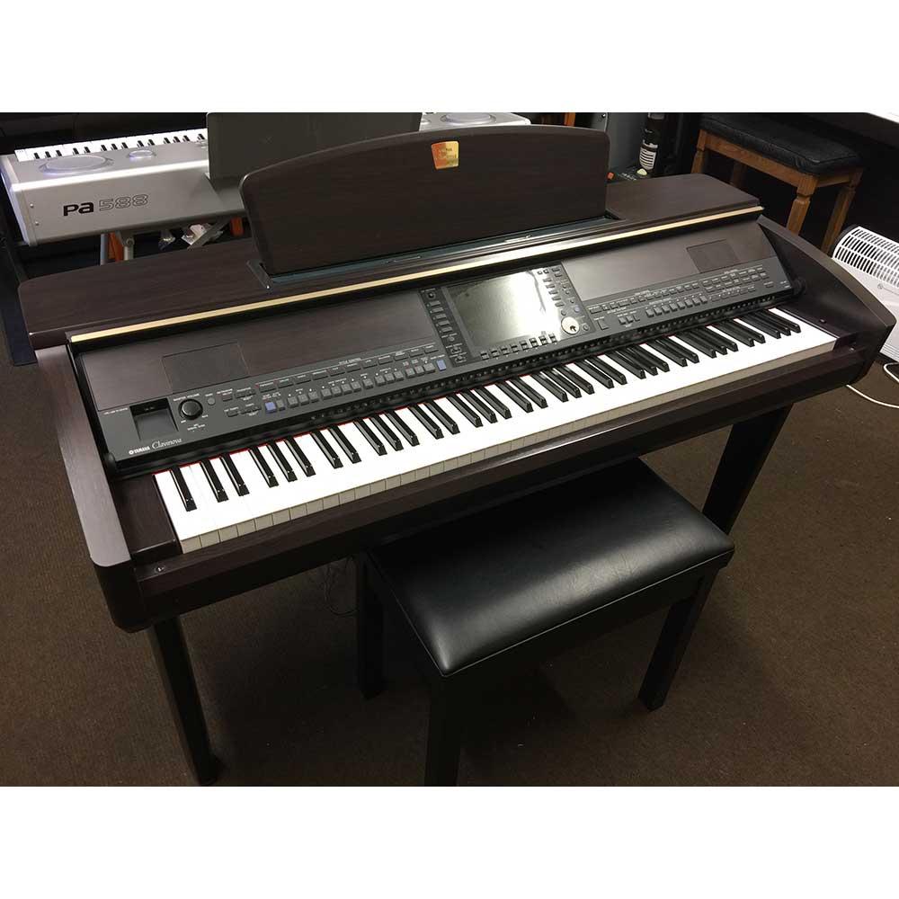 Used Yamaha CVP407 RW Digital Piano | Keysound | Piano & Keyboard Shop