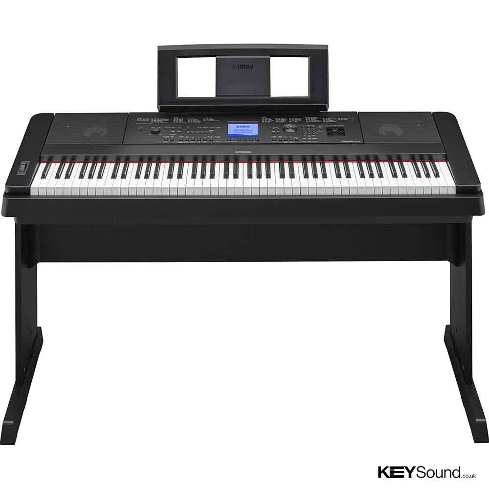 yamaha dgx660 b digital piano yamaha digital piano. Black Bedroom Furniture Sets. Home Design Ideas