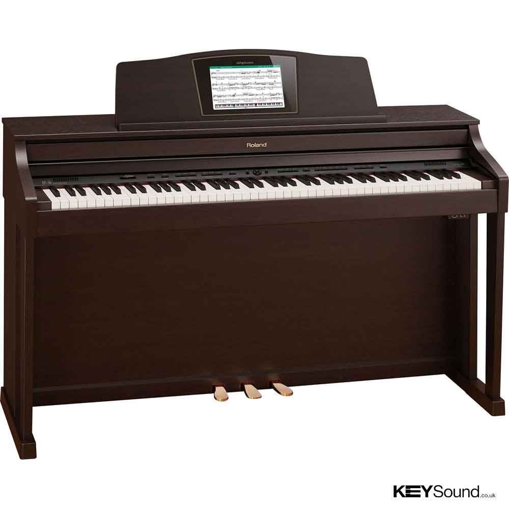 Roland HPi50e Digital Piano in Rosewood