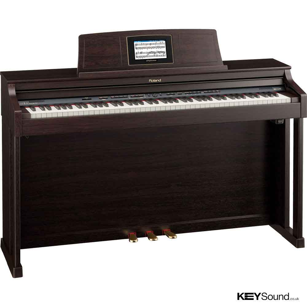 Roland Pre-Owned HPi6F Digital Piano in Rosewood