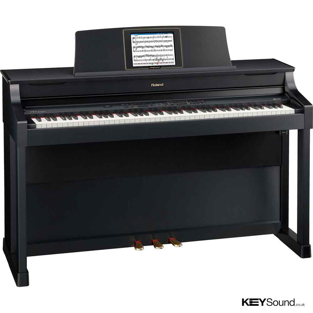 Roland Pre-Owned HPi7F Digital Piano in Satin Black