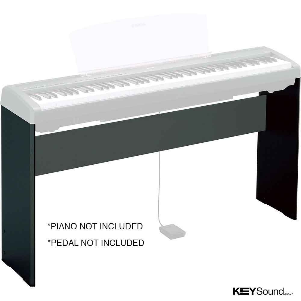 yamaha l 85 b stand piano keyboard specialist music shop keysound leicester. Black Bedroom Furniture Sets. Home Design Ideas
