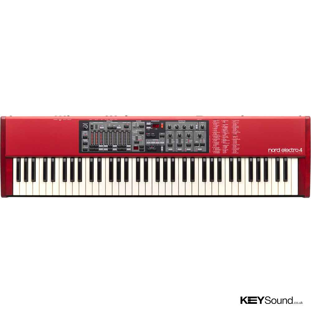 Used Nord Electro 4 SW73 | Keysound | Leicester Midlands