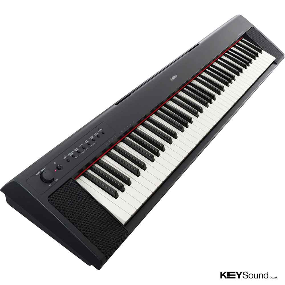 Yamaha np31 b keyboard piano keyboard specialist music for Yamaha keyboard store