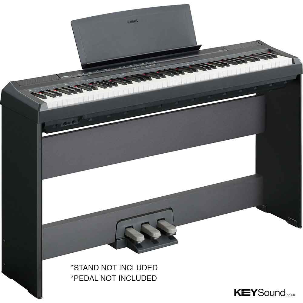 yamaha p 105 digital piano piano keyboard specialist music shop keysound leicester. Black Bedroom Furniture Sets. Home Design Ideas