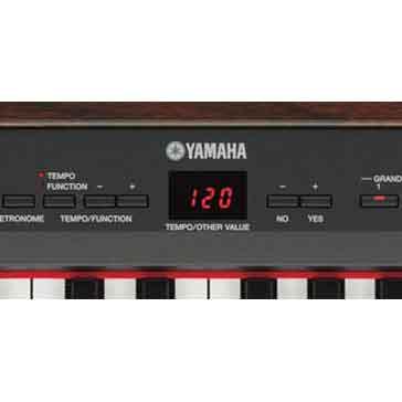 Yamaha P155 Be Digital Piano Keysound Piano Keyboard Shop