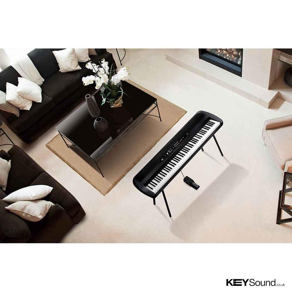 korg sp 280 bk digital piano keysound piano keyboard shop. Black Bedroom Furniture Sets. Home Design Ideas