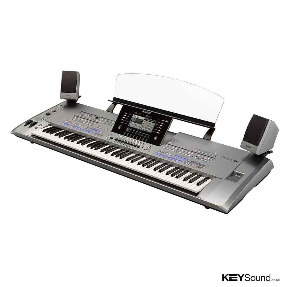 Yamaha Tyros 5 XL 76 Keys Arranger Workstation includes MS05