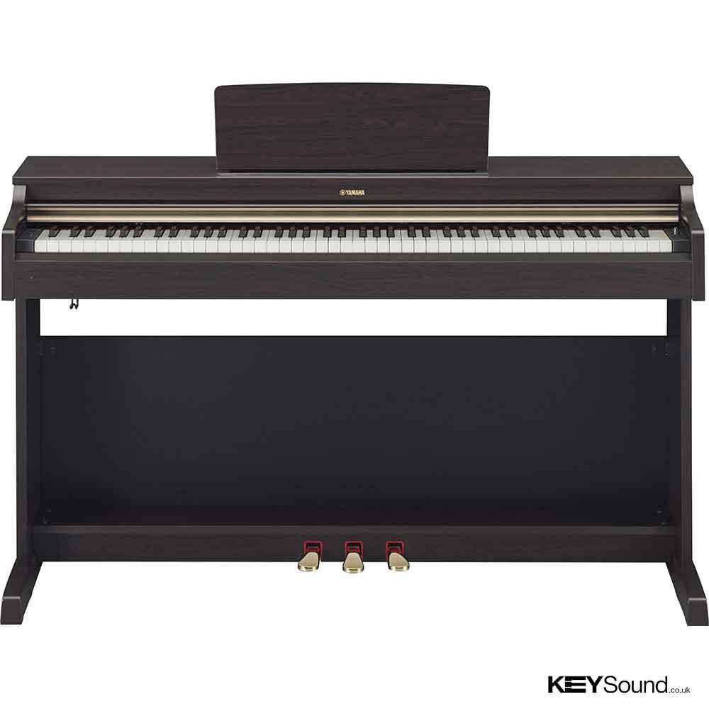 yamaha ydp 162 r digital piano keysound piano keyboard shop. Black Bedroom Furniture Sets. Home Design Ideas