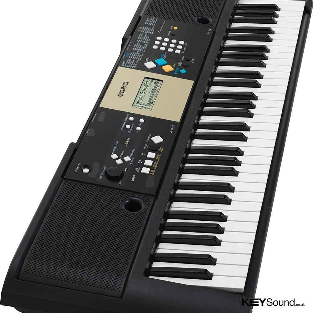yamaha ypt220 keyboard piano keyboard specialist music shop keysound leicester. Black Bedroom Furniture Sets. Home Design Ideas